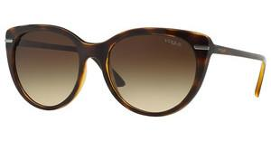 Vogue VO2941S W65613 BROWN GRADIENTDARK HAVANA