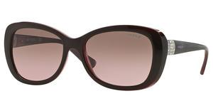 Vogue VO2943SB 194114 PINK GRADIENT BROWNTOP BROWN/OPAL PINK