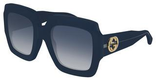 Gucci GG0178S 006 BLUEBLUE