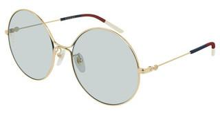Gucci GG0395S 006 LIGHT BLUEGOLD