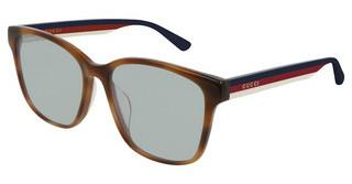 Gucci GG0417SK 005 LIGHT BLUEHAVANA