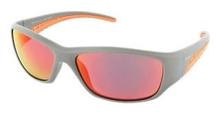 HIS Eyewear HP50105 2 grey+icy orange-red revomatt grey-orange