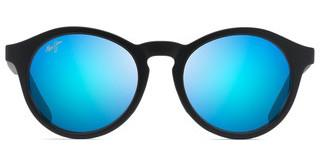 Maui Jim Pineapple B784-2M Blue HawaiiMatte Black