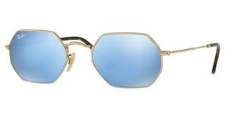 Ray-Ban RB3556N 001/9O LIGHT BLUE FLASHGOLD