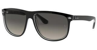 Ray-Ban RB4147 603971 GREY GRADIENT DARK GREYTOP BLACK ON TRANSPARENT
