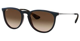 Ray-Ban RB4171 631513 BROWN GRADIENT DARK BROWNTRASPARENT BROWN SP BLUE