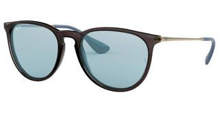 Ray-Ban RB4171 6340F7 LIGHT BLUE EXTERNALTRASPARENT GREY