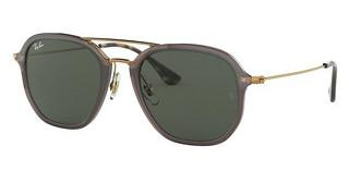 Ray-Ban RB4273 6237 GREENSHINY TRASPARENT GREY
