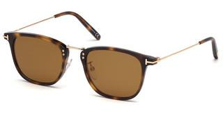 Tom Ford FT0672 53E braunhavanna blond