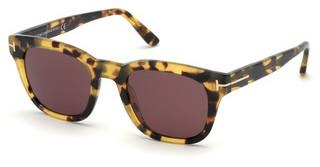 Tom Ford FT0676 56S bordeauxhavanna