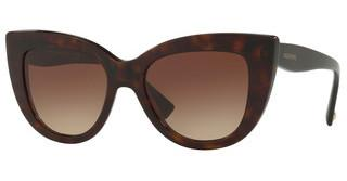 Valentino VA4025 500213 BROWN GRADIENTHAVANA