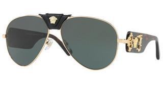 Versace VE2150Q 100271 GREY GREENGOLD