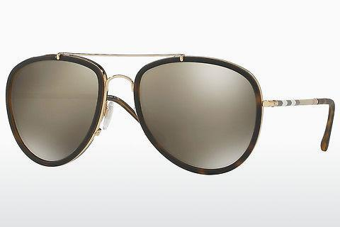 Sonnenbrille Burberry BE3090Q 10525A