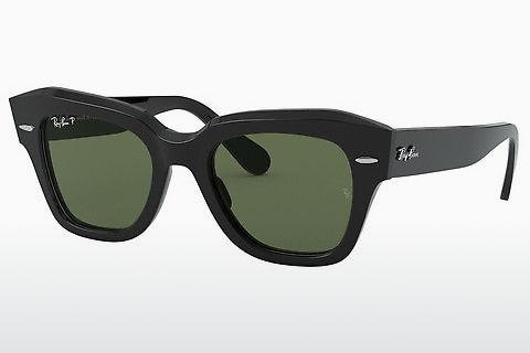 Lunettes de soleil Ray-Ban STATE STREET (RB2186 901/58)