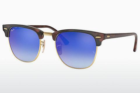 Sonnenbrille Ray-Ban CLUBMASTER (RB3016 990/7Q)