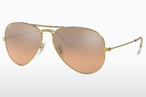 Occhiali da vista Ray-Ban AVIATOR LARGE METAL (RB3025 001/3E)