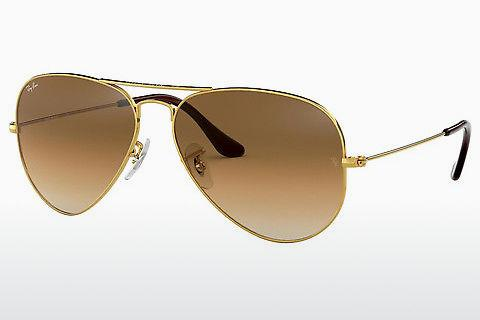 Occhiali da vista Ray-Ban AVIATOR LARGE METAL (RB3025 001/51)