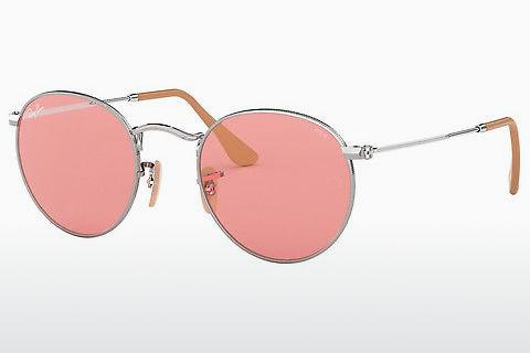 Lunettes de soleil Ray-Ban ROUND METAL (RB3447 9065V7)