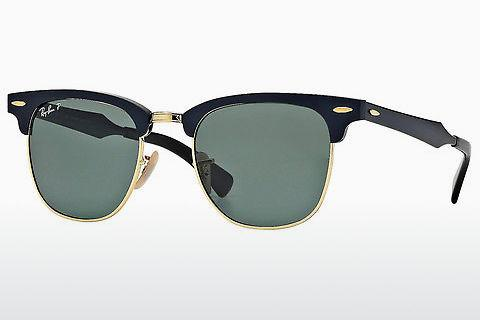 Sonnenbrille Ray-Ban CLUBMASTER ALUMINUM (RB3507 136/N5)