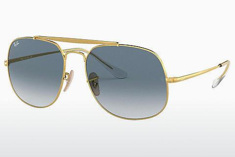 Lunettes de soleil Ray-Ban The General (RB3561 001/3F)