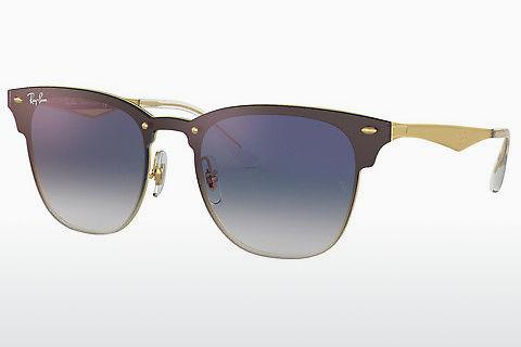 Lunettes de soleil Ray-Ban BLAZE CLUBMASTER (RB3576N 043/X0)