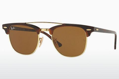 Sonnenbrille Ray-Ban CLUBMASTER DOUBLEBRIDGE (RB3816 990/33)