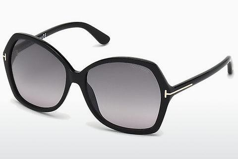 Occhiali da vista Tom Ford Carola (FT0328 01B)