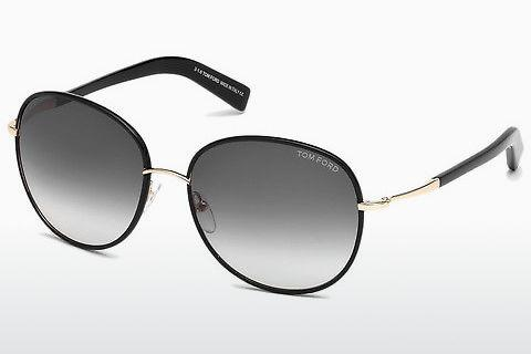 Sonnenbrille Tom Ford Georgia (FT0498 01B)
