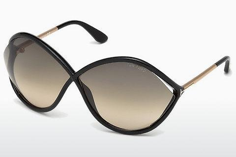 Sonnenbrille Tom Ford Liora (FT0528 01B)