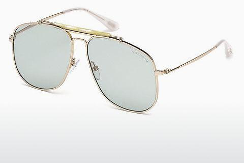 Occhiali da vista Tom Ford Connor-02 (FT0557 28V)