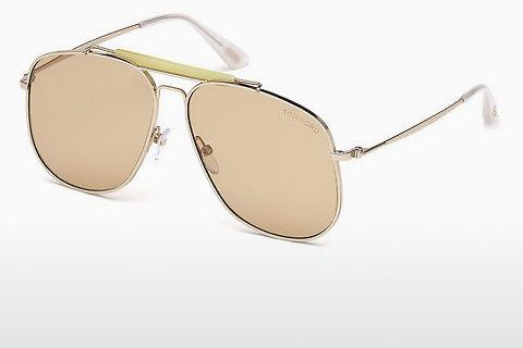 Occhiali da vista Tom Ford Connor-02 (FT0557 28Y)