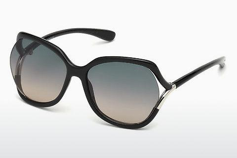 Sonnenbrille Tom Ford Anouk-02 (FT0578 01B)