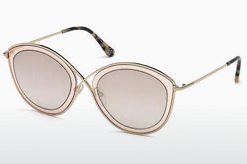 Occhiali da vista Tom Ford Sascha-02 (FT0604 47G)