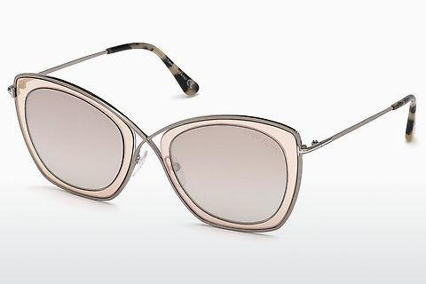 Occhiali da vista Tom Ford India-02 (FT0605 47G)