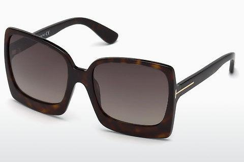 Sonnenbrille Tom Ford Katrine-02 (FT0617 52K)