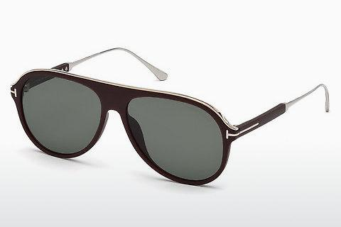 Sonnenbrille Tom Ford Nicholai-02 (FT0624 49A)