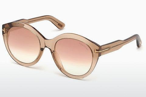 Occhiali da vista Tom Ford Rosanna (FT0661 45G)
