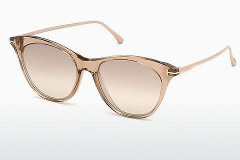 Occhiali da vista Tom Ford Micaela (FT0662 45G)