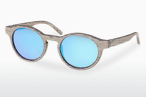 Occhiali da vista Wood Fellas Flaucher (10754 chalk oak/blue)