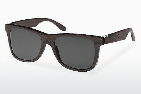 Occhiali da vista Wood Fellas Prinzregenten (10755 black oak/grey)