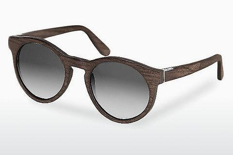 Occhiali da vista Wood Fellas Au (10756 black oak/grey)