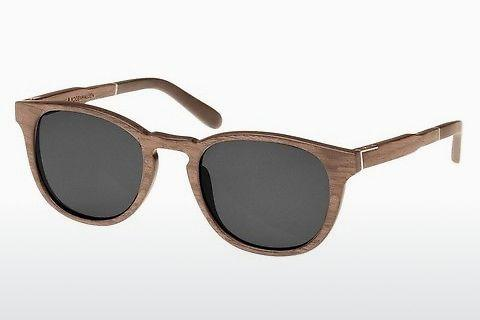 Occhiali da vista Wood Fellas Bogenhausen (10762 walnut/grey)