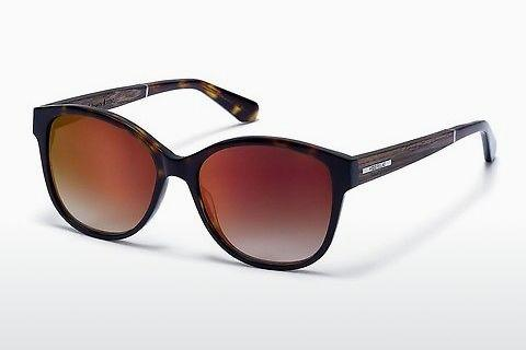 Sonnenbrille Wood Fellas Rosenau (10767 walnut)