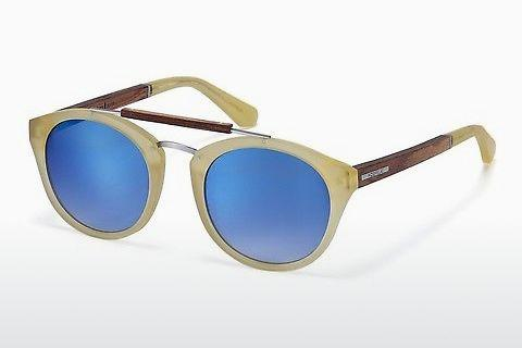 Sonnenbrille Wood Fellas Auerburg (10769 zebrano)