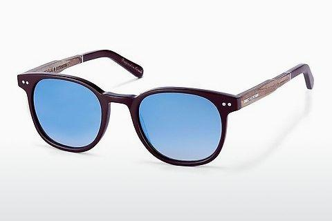 Sonnenbrille Wood Fellas Pottenstein (10776 zebrano)