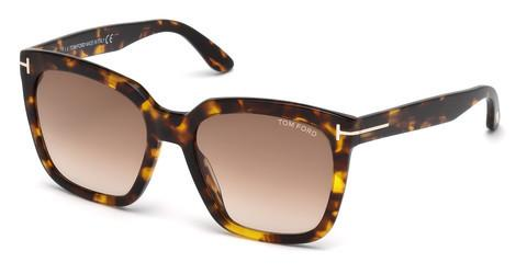 Sonnenbrille Tom Ford Amarra (FT0502 52F)