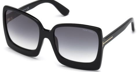 Sonnenbrille Tom Ford Katrine-02 (FT0617 01B)