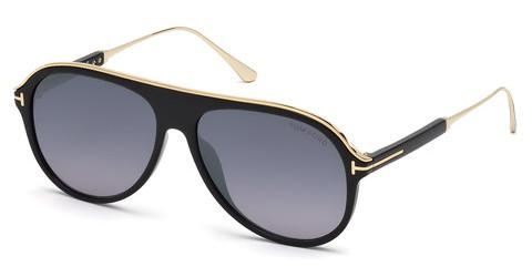 Occhiali da vista Tom Ford Nicholai-02 (FT0624 01C)