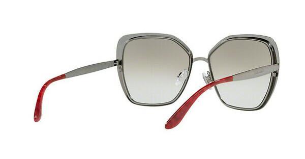 DOLCE & GABBANA Dolce & Gabbana Damen Sonnenbrille » DG2197«, grau, 04/6V - grau/silber