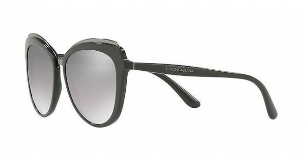 DOLCE & GABBANA Dolce & Gabbana Damen Sonnenbrille » DG4304«, grau, 30906V - grau/silber